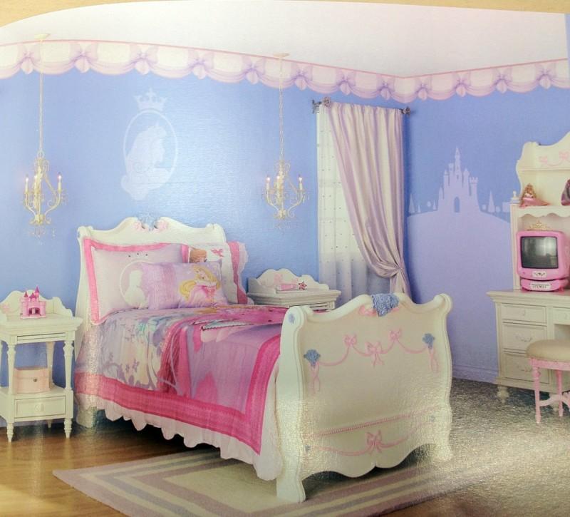 Disney bedroom decor