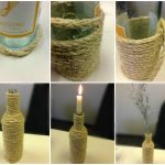 18 Creative Wine Bottle Decorations