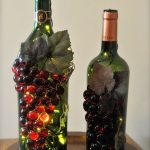Empty Wine Bottle Decorations