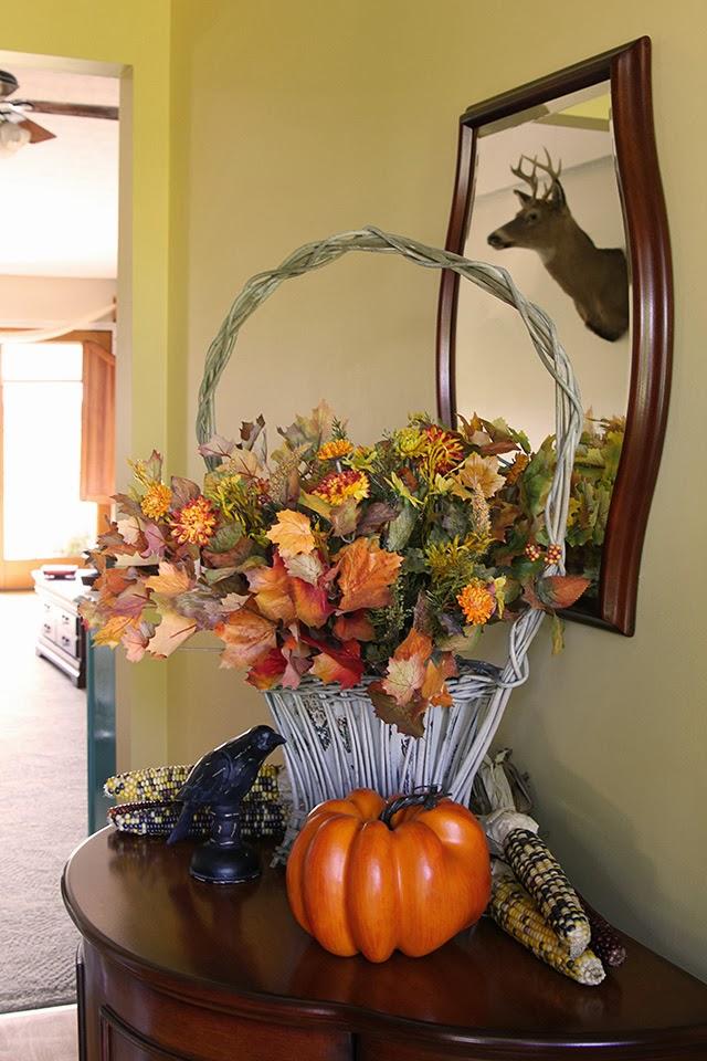 Fall home decor crafts