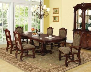 Ideas for Formal Dining Room Tables