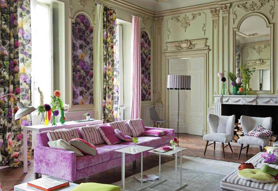 French themed home decor