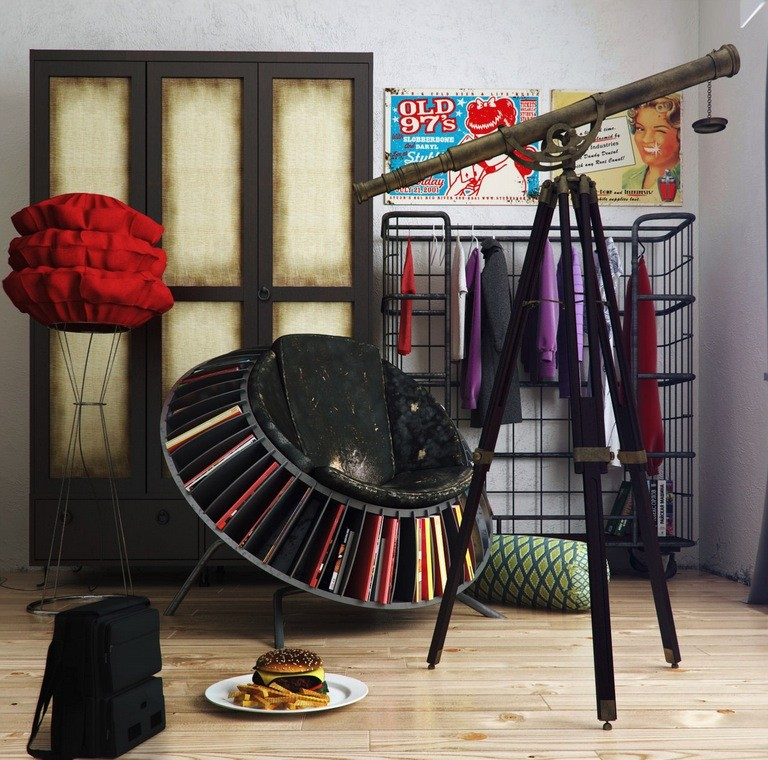Funky home decor stores
