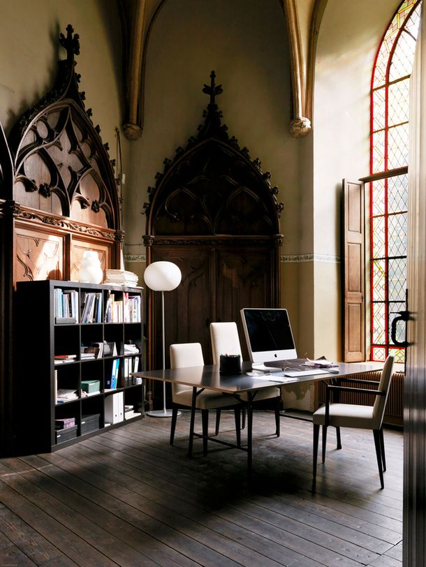 Gothic home decorations