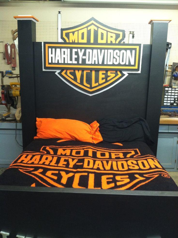 Harley davidson bar stools