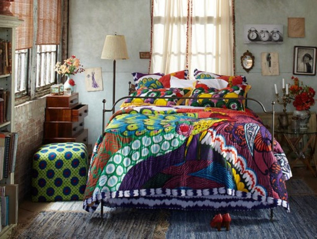 Hippie home decorating ideas