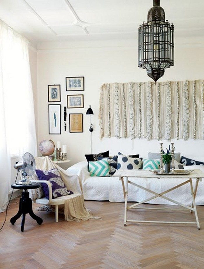 Hippie room designs