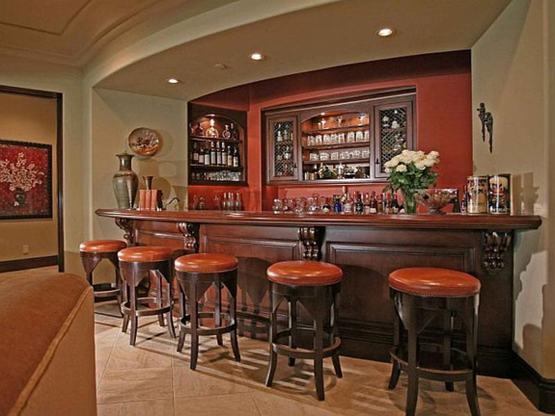 Home Bar Design Tips, Ideas, and Photos