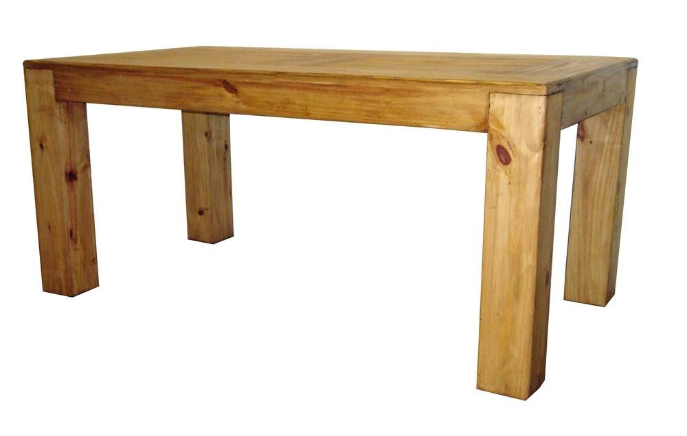 How To Build A Rustic Dining Room Table