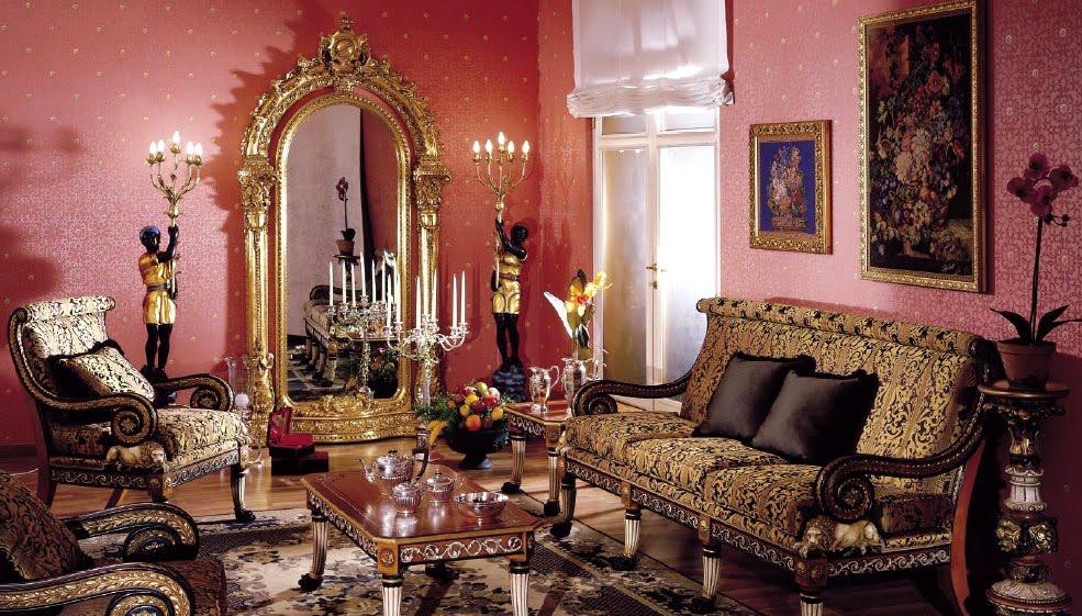 Italian style home decor