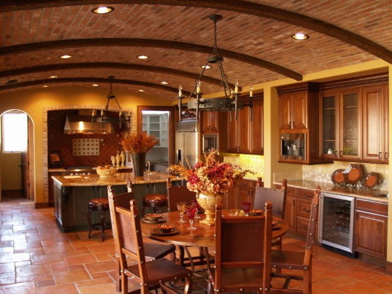 Italian style home decorating ideas