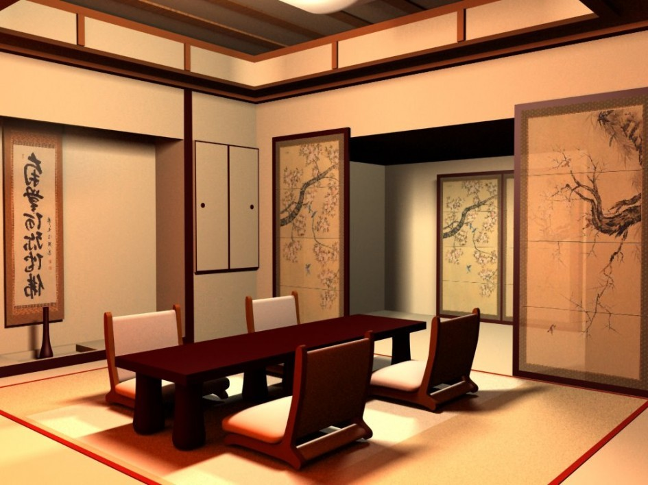 Japanese home decorating ideas