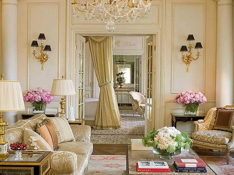 Luxury home accessories decor