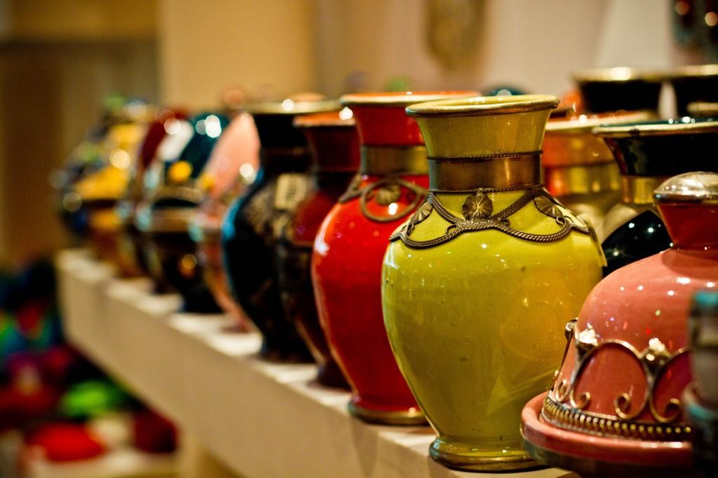 Moroccan home accessories