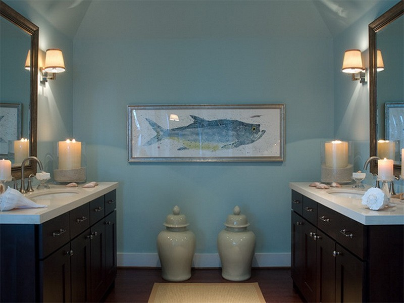 Nautical home furnishings