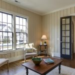 Painting Wood Panelling
