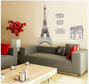 Paris Home Decor