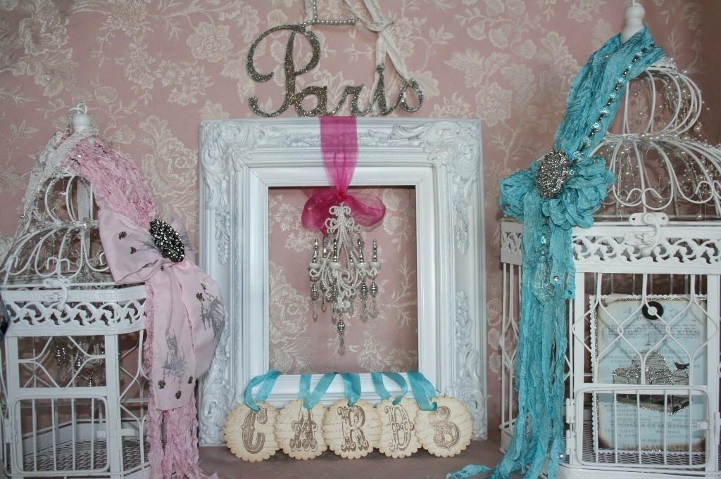 Paris home decor items