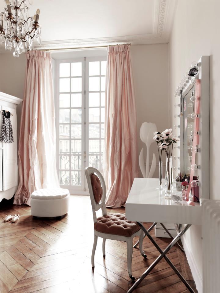 Paris home decorations