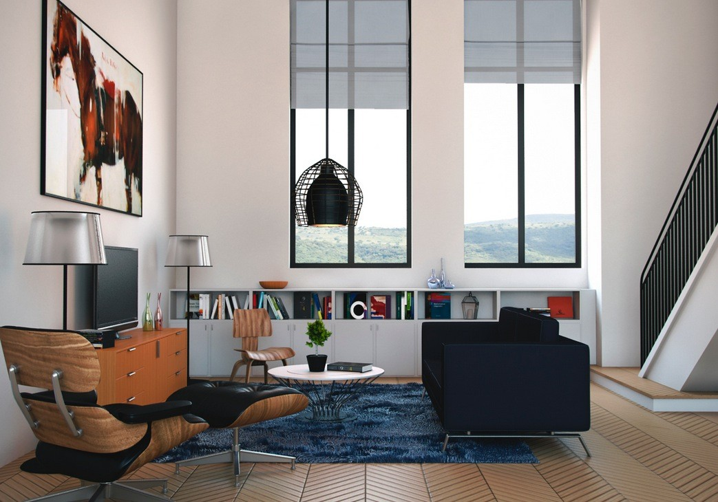 Reliving the Past with Retro Home Décor