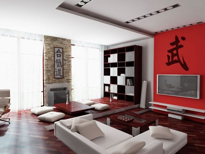 Retro room decor