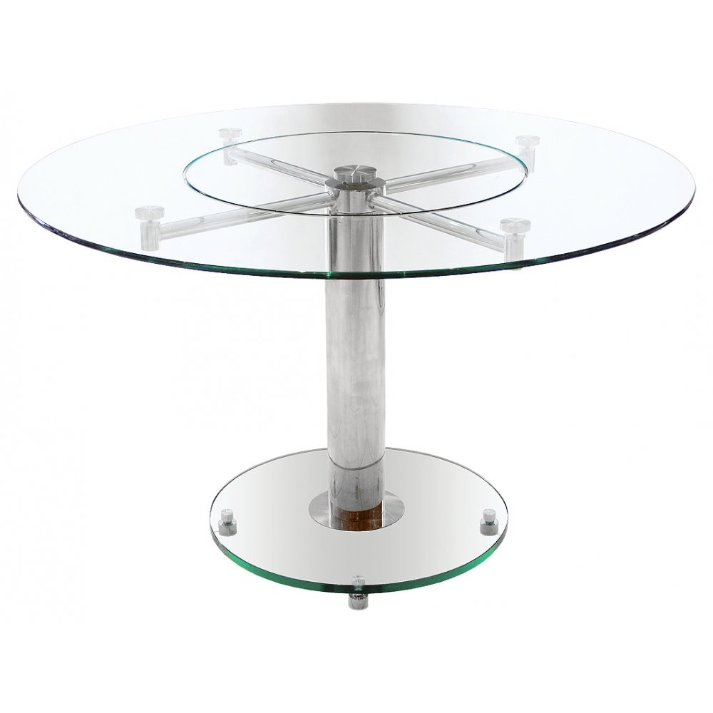 Comparison between Rectangular and Round Dining Room Tables