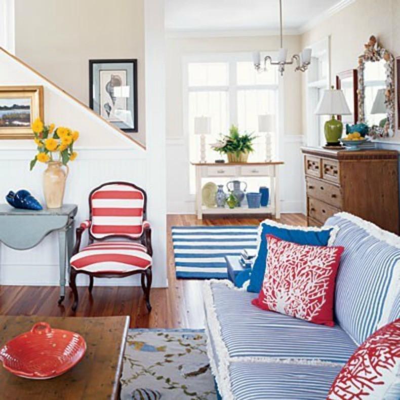 Rustic nautical home decor