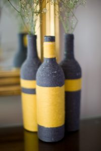Wine Bottle Centerpiece Ideas For Your Party