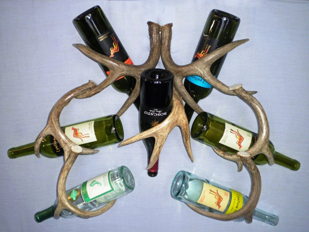 Rustic Wine Rack Ideas