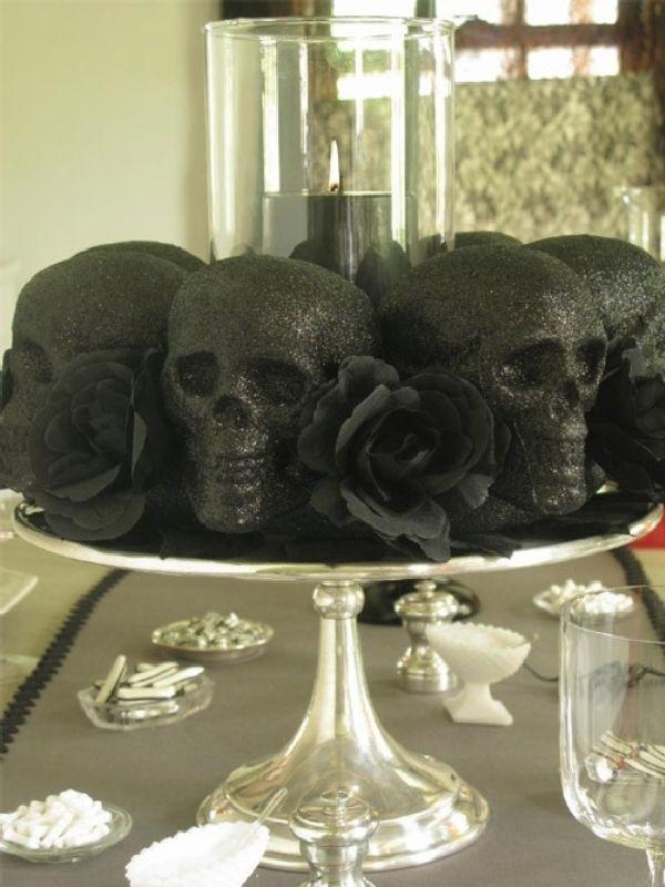 Skull decor for the home