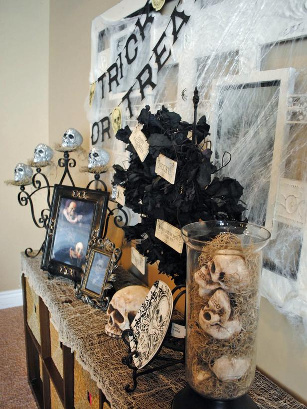 Skull Home Décor Ideas