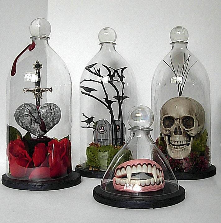 Skull home accessories