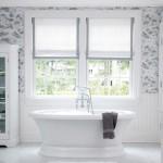 Choosing the Ideal Bathroom Window Curtains