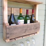 Small Wine Rack For Shelf