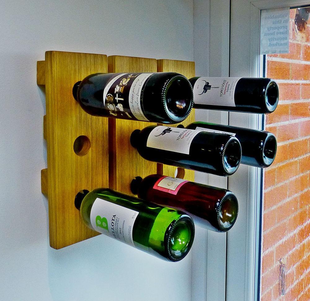 Small Wine Rack Plans