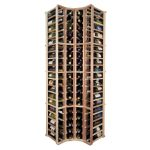 Tall Corner Wine Rack