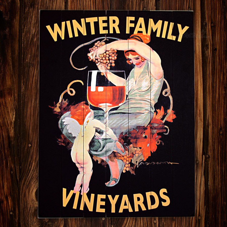 Vintage Wine Pictures