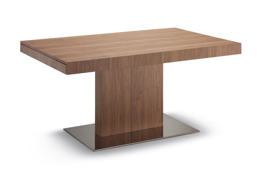 Walnut dining room tables