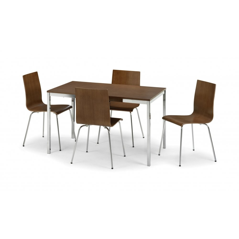 Walnut dining table sets