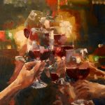 wine art prints
