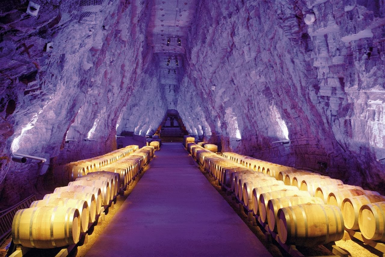 Wine Barrel Art
