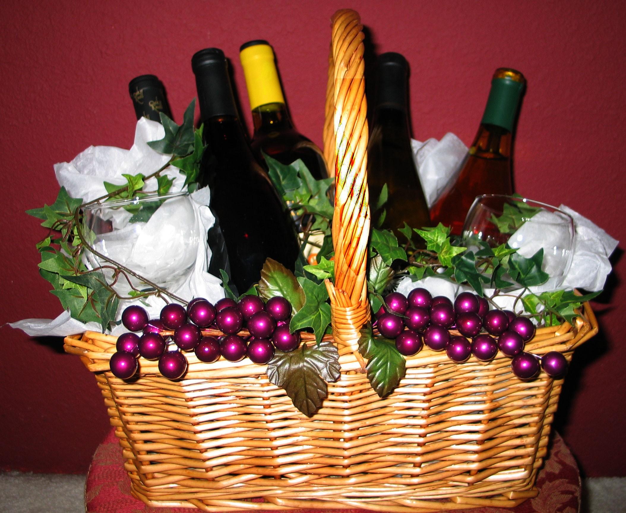 Wine Baskets Online