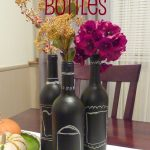Wine Bottle Centerpieces Diy