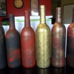Wine Bottle Centerpieces Ideas