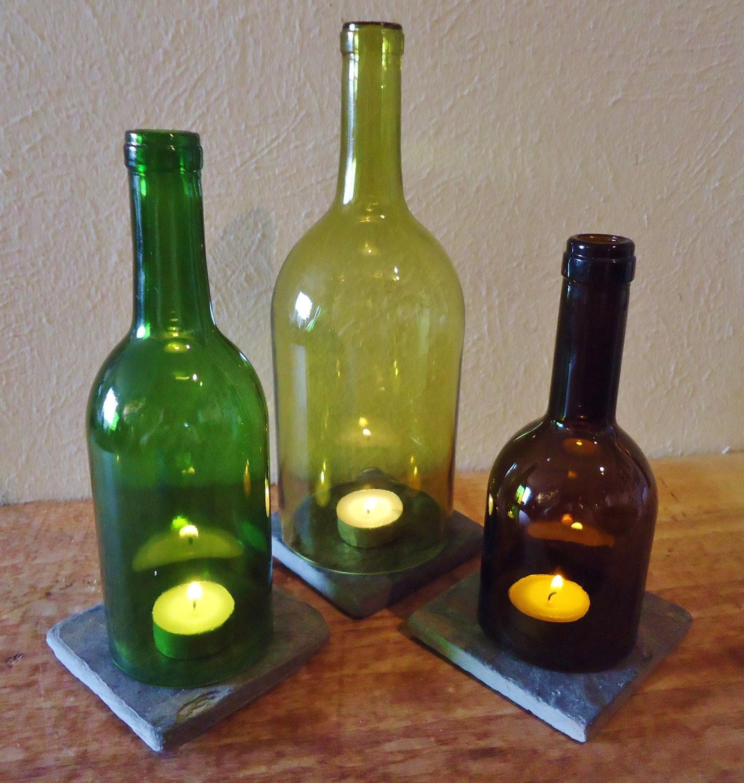 Wine Bottle Centerpieces Pictures