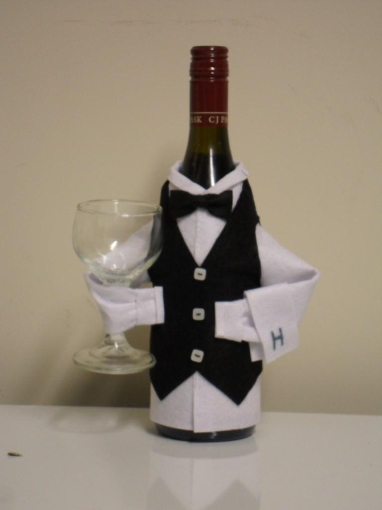 Wine Bottle Decorations For Weddings