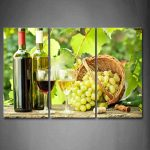 Wine Decor For Kitchen Walls