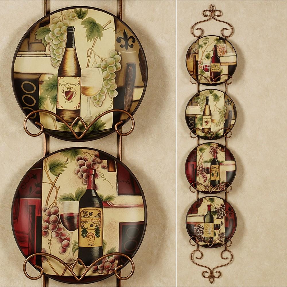 Wine Kitchen Decor Sets