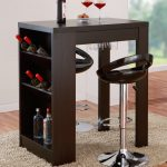 wine rack tables