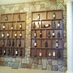 Wine Wall Decor For Kitchen